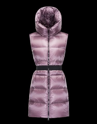 Moncler Waistcoat D GLYKERIA
