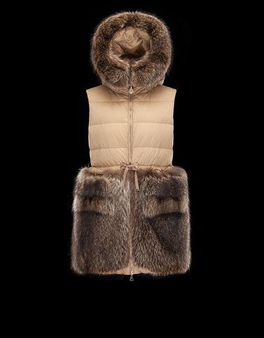 Moncler Waistcoat D VAIRE