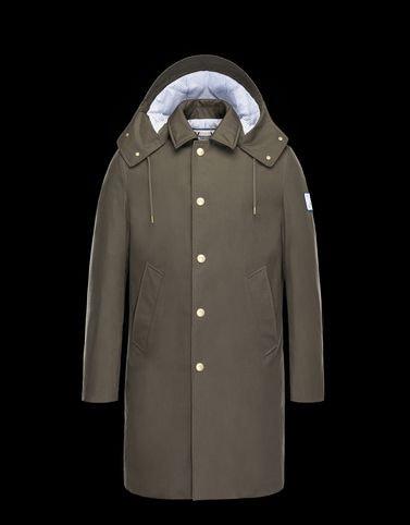 Moncler Coat U TRENCH