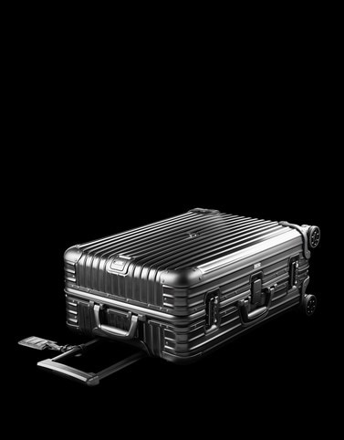 Moncler Wheeled luggage U Rimowa&Moncler