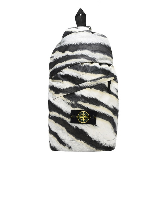 STONE ISLAND Backpack 916E1 WHITE TIGER CAMO 50 FILI