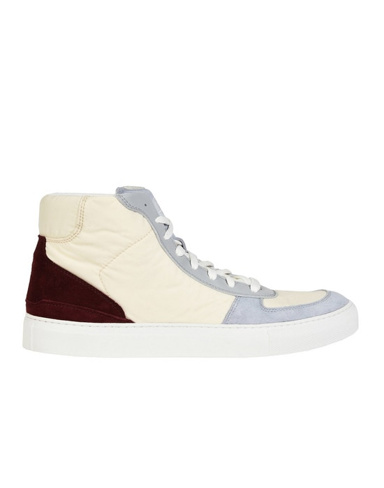 STONE ISLAND High-top sneaker S0493
