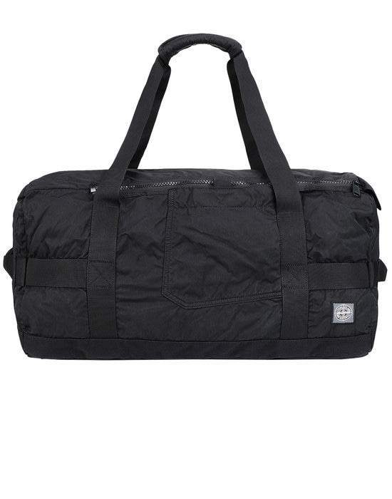 STONE ISLAND Large fabric bag 91370