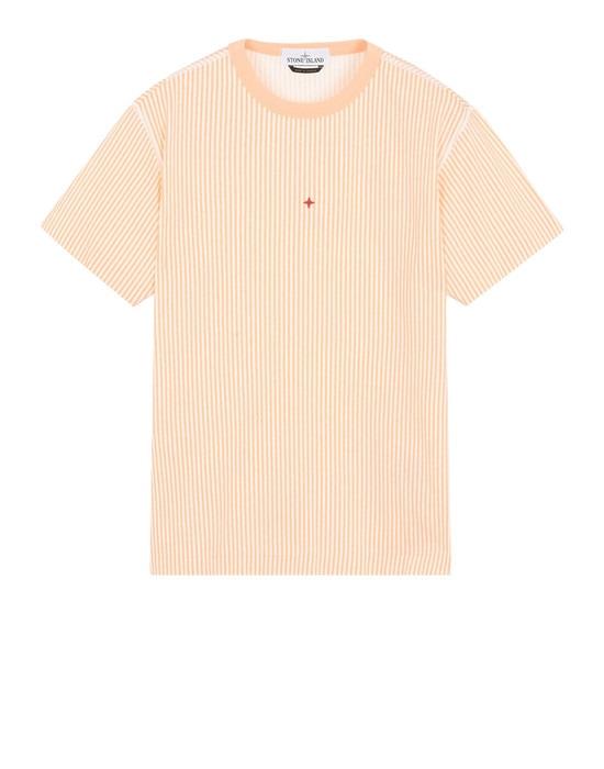 STONE ISLAND Short sleeve t-shirt 233X2 STONE ISLAND MARINA