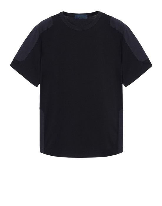STONE ISLAND Short sleeve t-shirt 238F2 GHOST PIECE