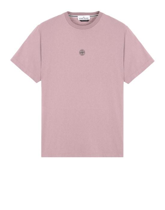 STONE ISLAND Short sleeve t-shirt 2NS85 INSTITUTIONAL