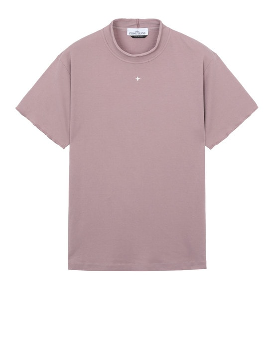 STONE ISLAND Short sleeve t-shirt 20445