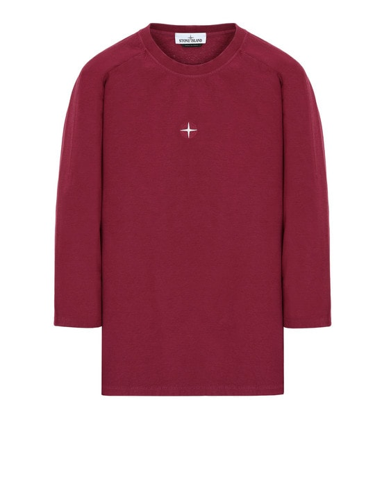 STONE ISLAND Long sleeve t-shirt 22346 COMPACT