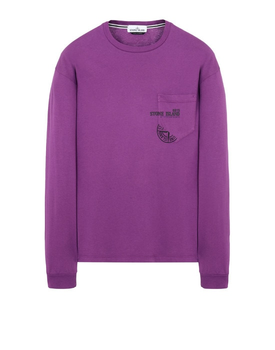 STONE ISLAND Long sleeve t-shirt 23884 INDUSTRIAL 4