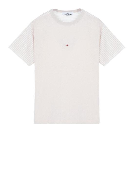 STONE ISLAND Short sleeve t-shirt 233X3 STONE ISLAND MARINA