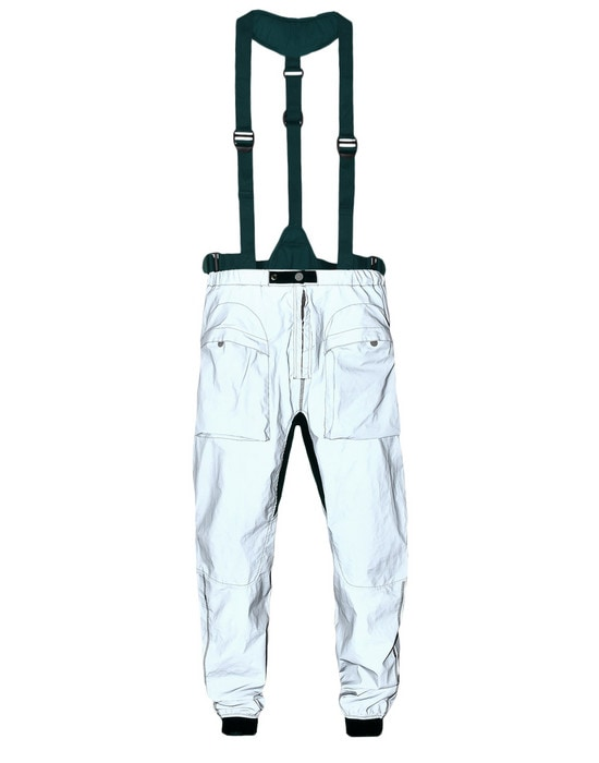 STONE ISLAND DUNGAREE F0199 GARMENT DYED PLATED REFLECTIVE WITH NY JERSEY-R