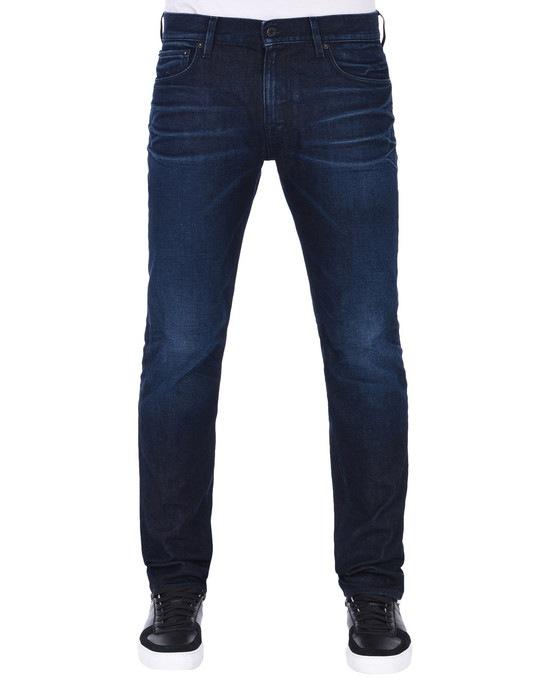 STONE ISLAND Джинсовые брюки J2ZR2