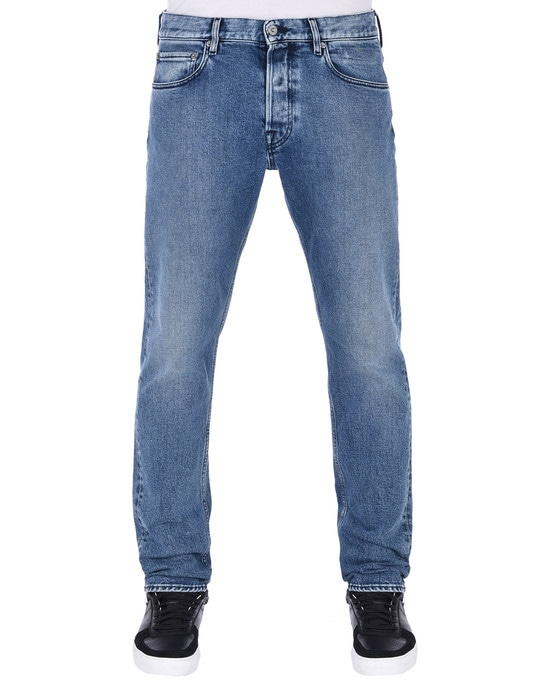 STONE ISLAND Джинсовые брюки J4BR8