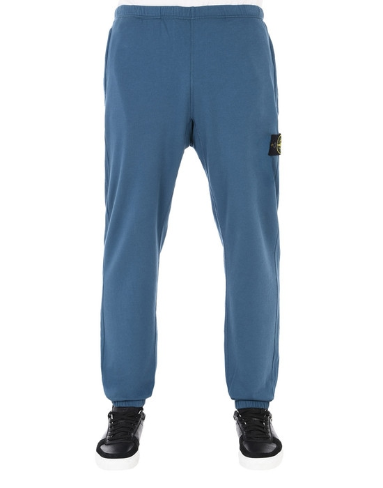 STONE ISLAND Fleece Trousers 60543