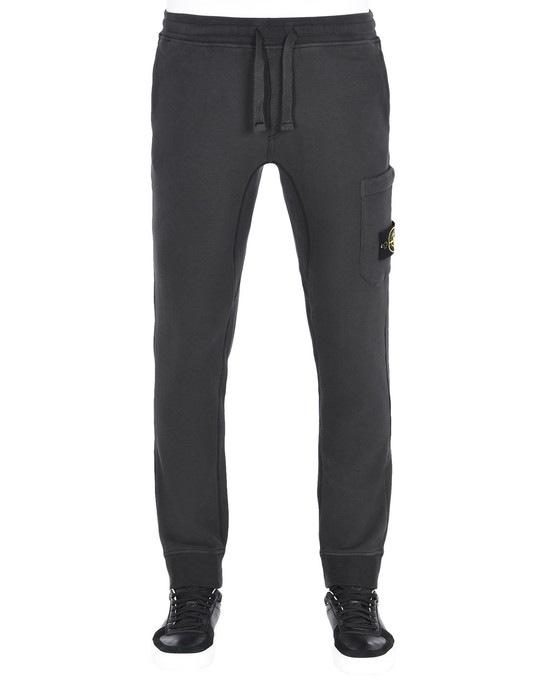 STONE ISLAND Fleece Trousers 60320