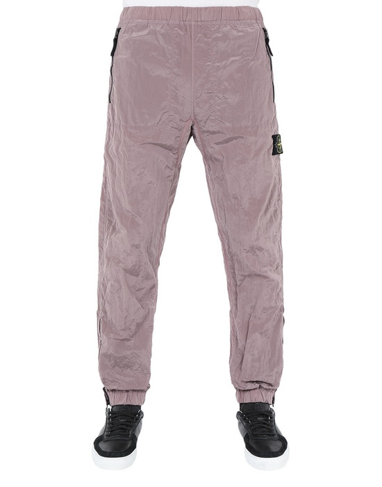 STONE ISLAND Pants 64212 NYLON METAL
