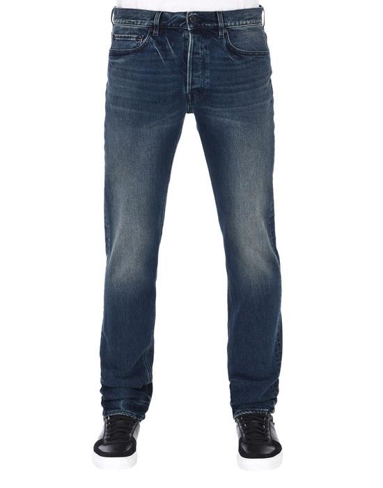 STONE ISLAND Джинсовые брюки J1BRA