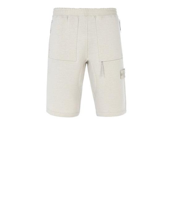 STONE ISLAND Bermuda shorts 630F3 GHOST PIECE