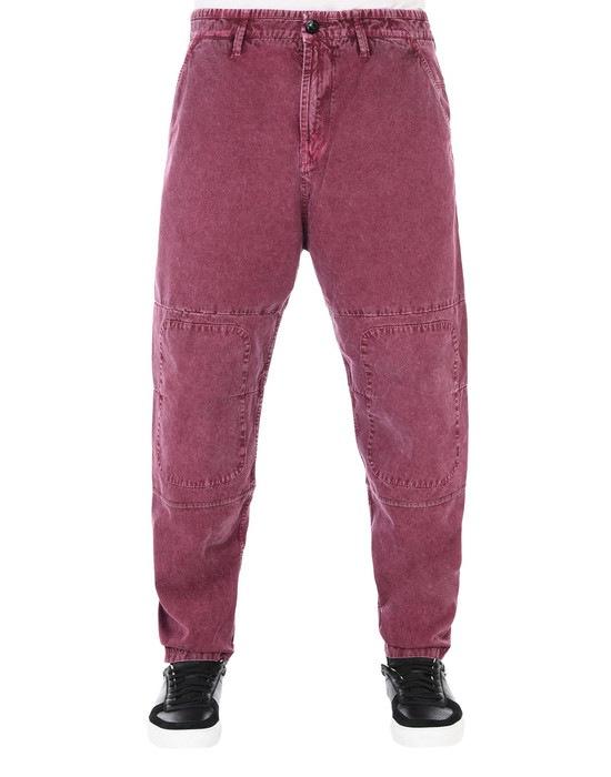 STONE ISLAND Trousers 307SN FADE DYE