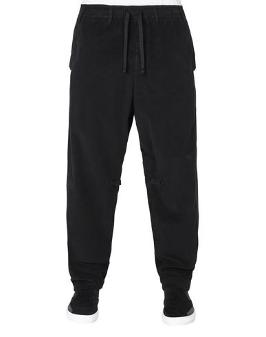 30211 ADJUSTABLE PANTS CON ARTICULATION TUNNELS (STRETCH MOLESKIN) TINTI IN CAPO