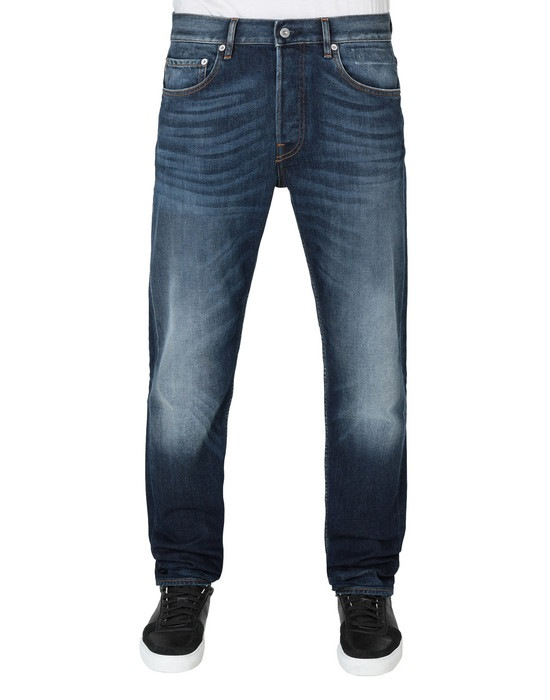 STONE ISLAND Pantalone jeans J4BGA RE-T_REAL