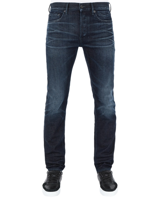STONE ISLAND Pantalone jeans J1BR2 SL_VISC