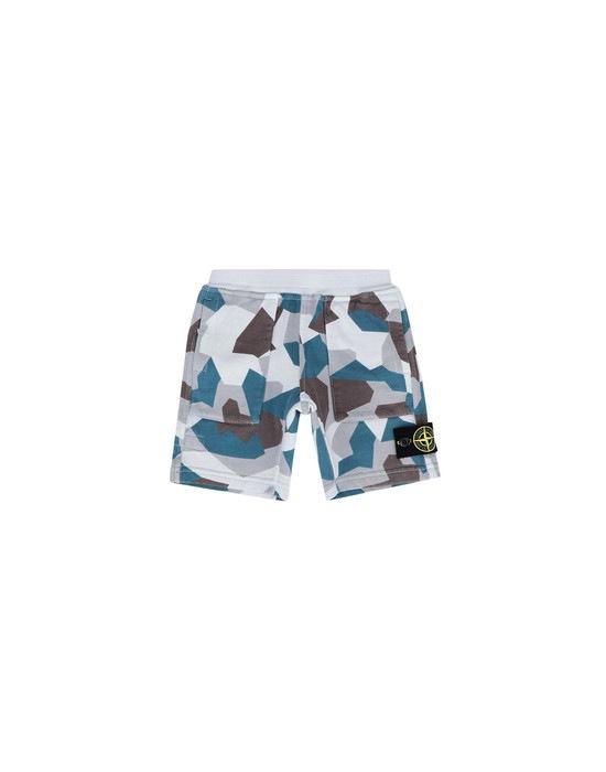 STONE ISLAND BABY Bermuda shorts 62306 REVERSIBLE