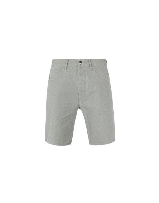 STONE ISLAND Bermuda shorts L11J1 PANAMA PLACCATO RE