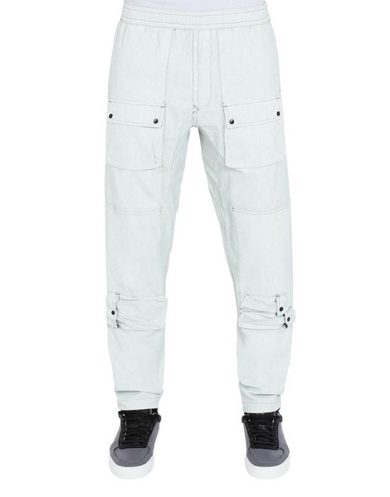 STONE ISLAND Trousers 31163 TELA PLACCATA