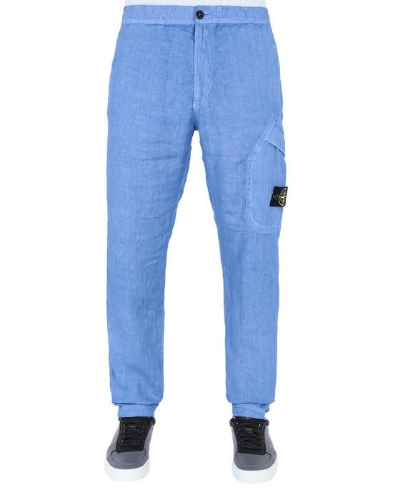 STONE ISLAND Trousers 31301 TINTO 'FISSATO'