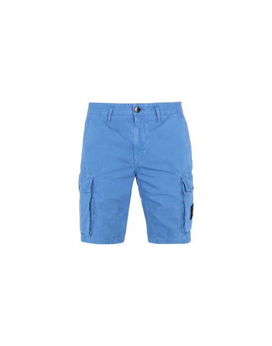 STONE ISLAND Bermuda shorts L07WA TINTO 'OLD'