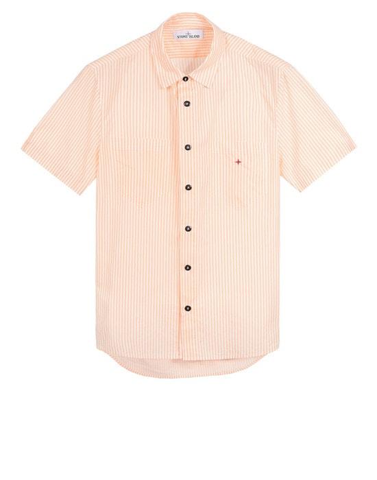 STONE ISLAND 短袖衬衫 126X4 STONE ISLAND MARINA