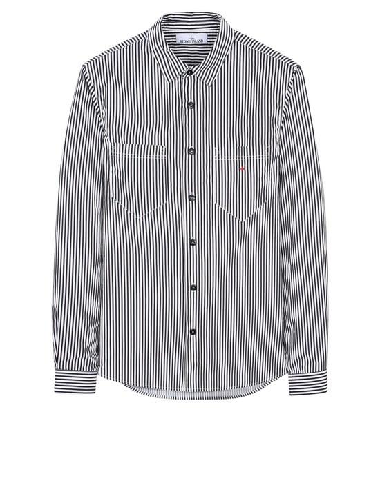 STONE ISLAND Long sleeve shirt 112X4 STONE ISLAND MARINA