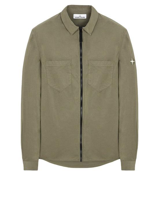 STONE ISLAND Long sleeve shirt 12404