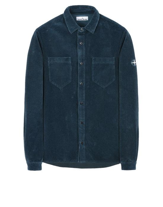 STONE ISLAND Long sleeve shirt 11239 CORDUROY