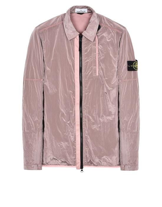 STONE ISLAND 오버 셔츠 10812 NYLON METAL