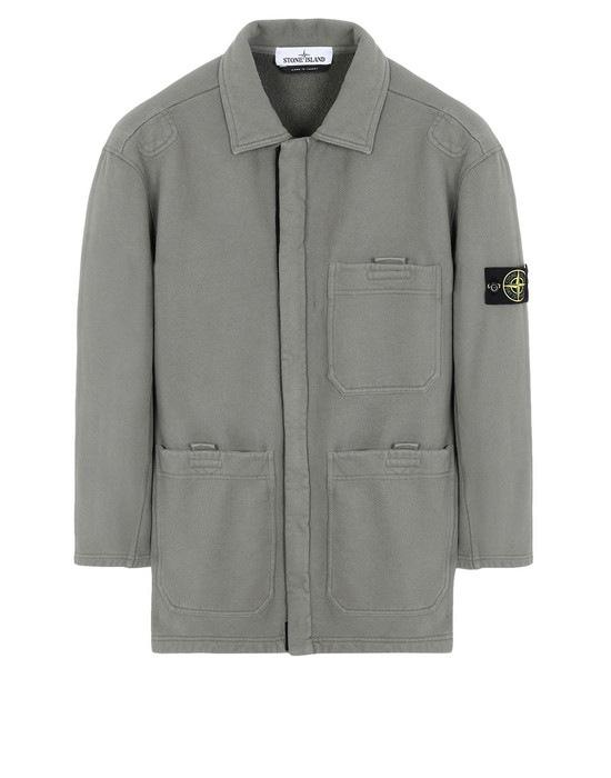 STONE ISLAND 오버 셔츠 11948