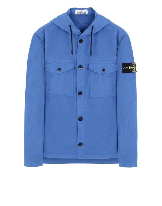 STONE ISLAND 오버 셔츠 10608