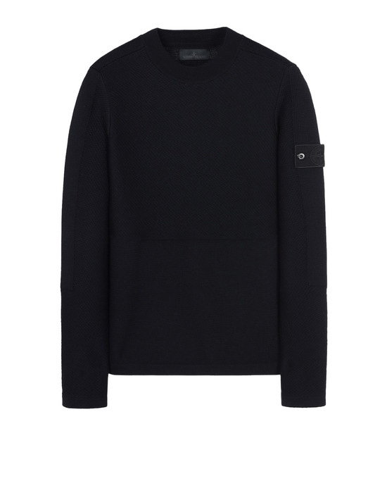 STONE ISLAND Polo-neck 576D3 GHOST PIECE