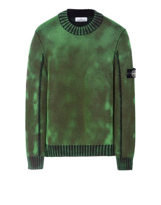 STONE ISLAND Sweater 547B4 ICE KNIT_THERMO SENSITIVE YARN