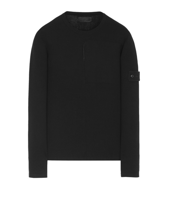 STONE ISLAND Sweater 574FA GHOST PIECE