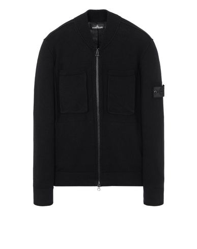 506A1 ENGINEERED BOMBER KNIT (WINTER COTTON)