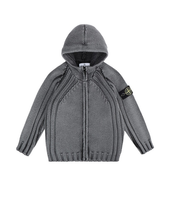 STONE ISLAND BABY セーター 523D4 FROST FINISH