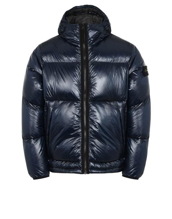 STONE ISLAND Mid-length jacket 40521 PERTEX QUANTUM Y DOWN