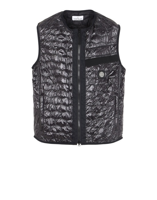 STONE ISLAND Waistcoat G0321 PERTEX QUANTUM Y WITH PRIMALOFT® INSULATION TECHNOLOGY