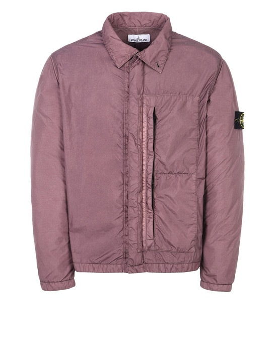 STONE ISLAND LIGHTWEIGHT JACKET Q1223 GARMENT DYED CRINKLE REPS NY