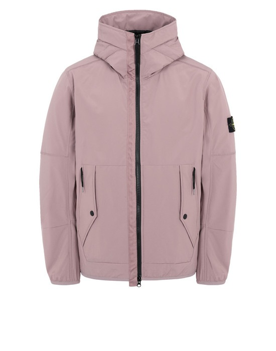 STONE ISLAND Cazadora 41027 SOFT SHELL-R WITH PRIMALOFT® INSULATION TECHNOLOGY