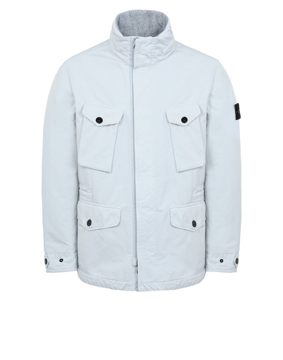 STONE ISLAND Field jacket 42649 DAVID-TC WITH PRIMALOFT® INSULATION TECHNOLOGY