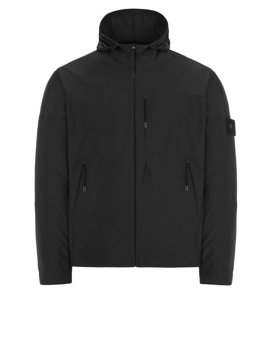 STONE ISLAND ЛЕГКАЯ КУРТКА Q13F2 GHOST PIECE_NYLON COTTON 3L
