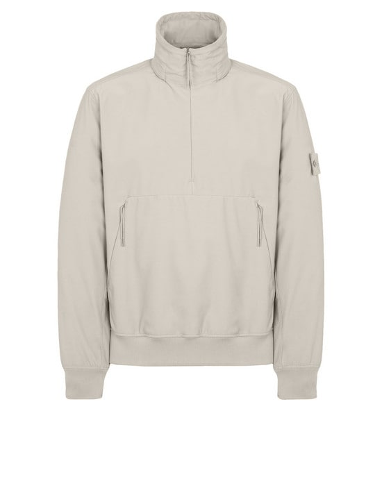 STONE ISLAND ЛЕГКАЯ КУРТКА Q11F2 GHOST PIECE_NYLON COTTON 3L